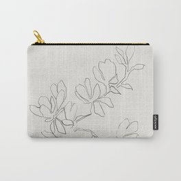 Floral Study no. 4 Carry-All Pouch