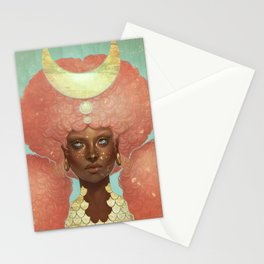 Glimmer Stationery Cards