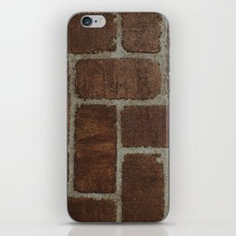 Brick Pattern in Spain iPhone Skin
