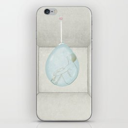 amechanic point iPhone Skin