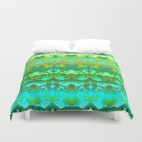 zen Duvet Covers featuring Zen. by Assiyam