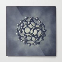 Fullerene Metal Print