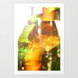 Backyard Brews Art Print