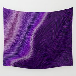 Purple daze 23 Wall Tapestry