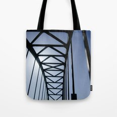 Which Way Do The Arrows Point Tote Bag