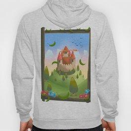 Cartoon Castle, Hoody
