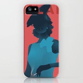 Villain iPhone Case