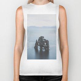 Hvitserkur, Iceland III Biker Tank