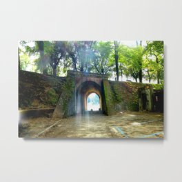 The Other Side Metal Print