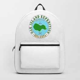 Oak Island Money Pit Expedition Backpack