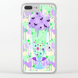 Witchy Brew Clear iPhone Case