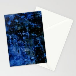 Voices Of The Night No.1a by Kathy Morton Stanion Stationery Cards