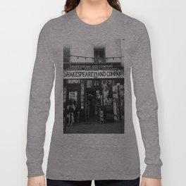 Shakespeare Love Long Sleeve T-shirt