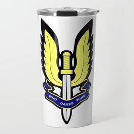 SAS Badge Travel Mug