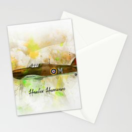 Hawker Hurricane Stationery Cards