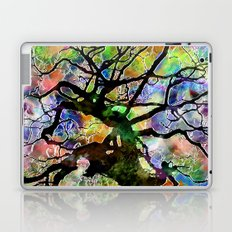 Frosted Tree Laptop & iPad Skin