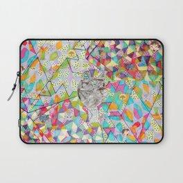 Pattern x Dog  Laptop Sleeve