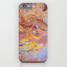 Metal Texture Surface 56 iPhone Case
