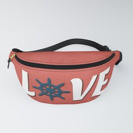 Love nautical design Fanny Pack