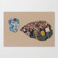 synchronicity (part 1)  Canvas Print