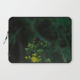 Flower photography by Gabriel Laptop Sleeve