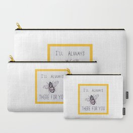 Bee There Carry-All Pouch