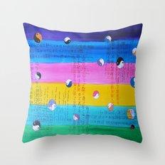 HH 14 b ii Throw Pillow
