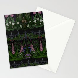 The Poison Garden - Gallimaufrey Stationery Cards
