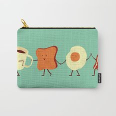 Let's All Go And Have Breakfast Carry-All Pouch