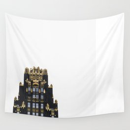 Touch the sky Wall Tapestry