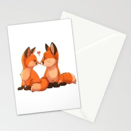 Foxy Kissy Stationery Cards