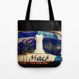 Greetings from the Rustbelt II:  Big Mack Tote Bag