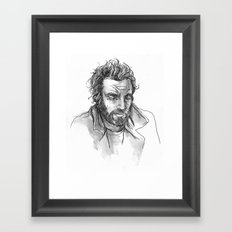 Accessory After the Fact Framed Art Print
