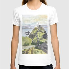 Ynys Llanddwyn, Anglesey T-shirt