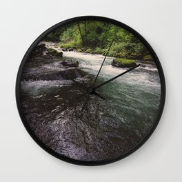Wahclella Wall Clock