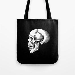 ye olde skull Tote Bag