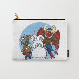 When Hell Freezes Over Carry-All Pouch