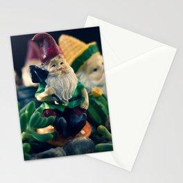 Dwarfs in the Garden Stationery Cards