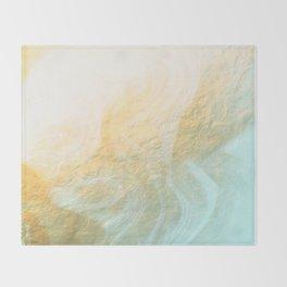 Marble melt - gold Decke