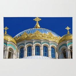 Marine Kathedrale in Kronstadt / Saint Petersburg Rug