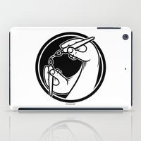 logo iPad Cases featuring Logo by Stephen Harris