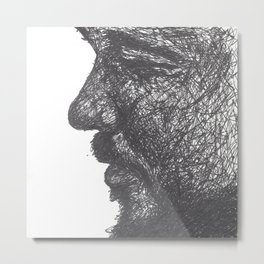 Charles Mingus Metal Print