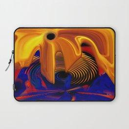 Fire Crescendo Chromatique Laptop Sleeve