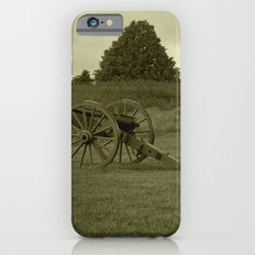 Civil War Cannon iPhone 6 Slim Case