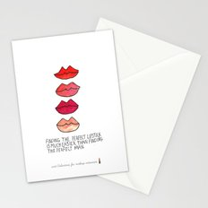 Lipstick >Men Stationery Cards