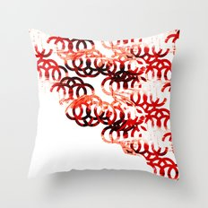 Circle shirt Throw Pillow