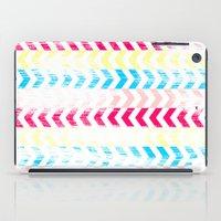 arrow iPad Cases featuring Arrow by Louise Machado