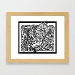 heimerdinger Framed Art Print