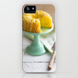 Celebration Cake iPhone Case
