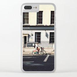 Dublin life Clear iPhone Case